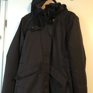 Lolë Dark Grey Women's Coat